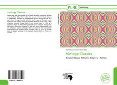 Bookcover of Vintage Classics