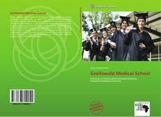 Bookcover of Greifswald Medical School