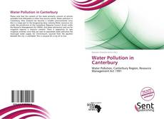 Bookcover of Water Pollution in Canterbury