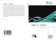 Couverture de Roger C. Carmel