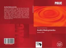 Bookcover of Andrij Maksymenko
