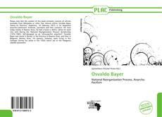 Bookcover of Osvaldo Bayer