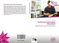 Copertina di Technical and Further Education
