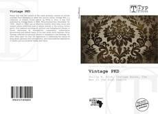 Bookcover of Vintage PKD
