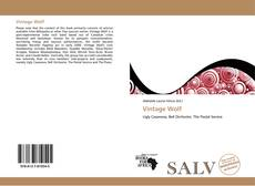 Bookcover of Vintage Wolf