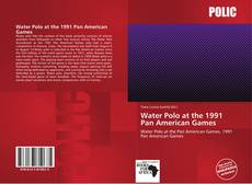 Buchcover von Water Polo at the 1991 Pan American Games