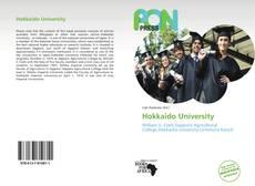 Bookcover of Hokkaido University