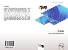 Capa do livro de Andria