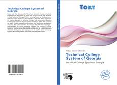 Bookcover of Technical College System of Georgia