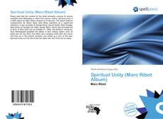 Bookcover of Spiritual Unity (Marc Ribot Album)