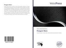 Penguin Wars kitap kapağı