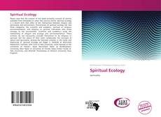 Bookcover of Spiritual Ecology