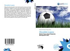 Couverture de Osvaldo Lopes