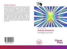 Bookcover of Andrija Artuković