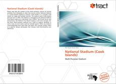 Portada del libro de National Stadium (Cook Islands)