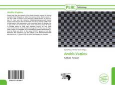 Bookcover of Andris Vaņins