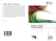 Bookcover of Roger Corman Filmography