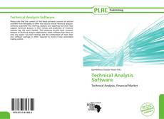 Bookcover of Technical Analysis Software