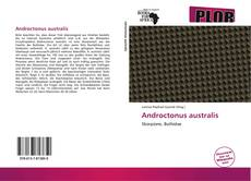 Couverture de Androctonus australis