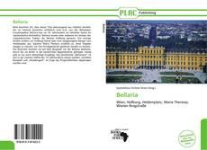Bellaria kitap kapağı