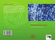 Buchcover von Water Powered Clock