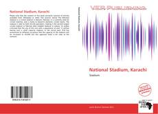 Buchcover von National Stadium, Karachi