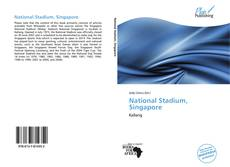 Bookcover of National Stadium, Singapore