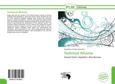 Capa do livro de Technical Alliance