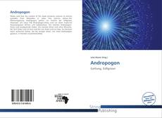 Bookcover of Andropogon