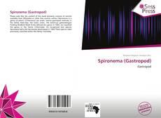 Bookcover of Spironema (Gastropod)