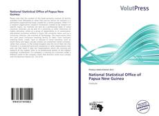 Bookcover of National Statistical Office of Papua New Guinea