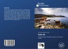 Capa do livro de Belle-Île