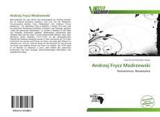 Bookcover of Andrzej Frycz Modrzewski