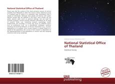 Buchcover von National Statistical Office of Thailand