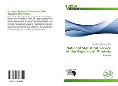 Bookcover of National Statistical Service of the Republic of Armenia