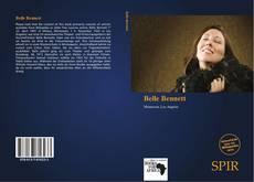 Capa do livro de Belle Bennett