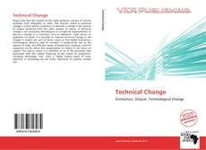 Copertina di Technical Change