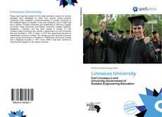 Bookcover of Linnaeus University