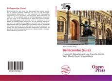 Buchcover von Bellecombe (Jura)