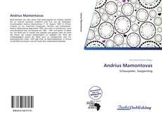 Buchcover von Andrius Mamontovas