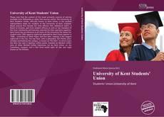 Borítókép a  University of Kent Students' Union - hoz
