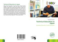 Couverture de Technical Education in Japan