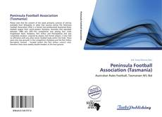Peninsula Football Association (Tasmania)的封面