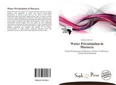 Bookcover of Water Privatization in Morocco