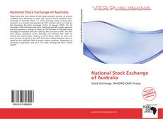 Bookcover of National Stock Exchange of Australia