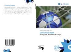 Borítókép a  Vinícius Lopes - hoz