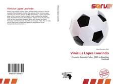 Capa do livro de Vinícius Lopes Laurindo
