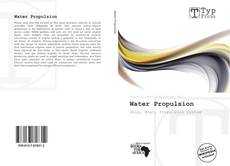 Bookcover of Water Propulsion
