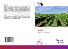 Bookcover of Bellet