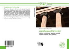Jagiellonian University kitap kapağı
